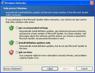 Como instalar y configurar Windows Defender