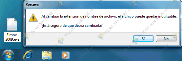 Como anclar una carpeta a la barra de tareas Aviso Windows 7