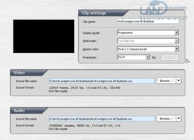 Tutorial crear y grabar DVD con TMPGEnc DVD AUTHOR