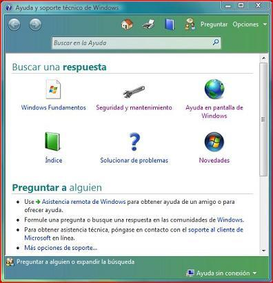 Asistencia remota de Windows