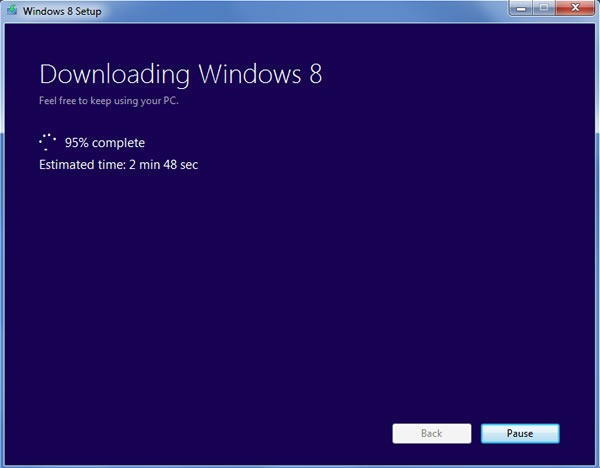 Descarga Windows 8