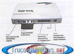 router Xavi 7028r Wireless